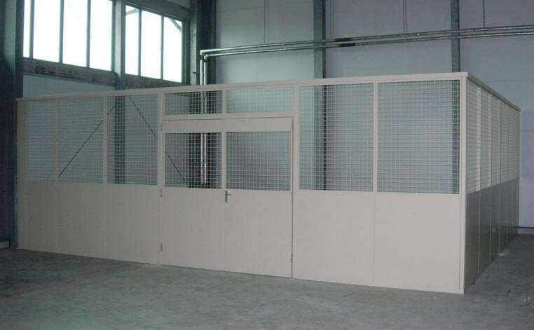 Steel Partitions Company Bristol Reading Swindon Cardiff Swansea (1)