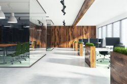 QA Workspace offices
